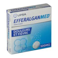 EFFERALGANMED 500 mg, comprimé effervescent sécable à NOROY-LE-BOURG