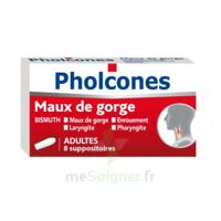 Pholcones Bismuth Adultes, Suppositoire à NOROY-LE-BOURG