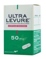ULTRA-LEVURE 50 mg Gélules Fl/50 à NOROY-LE-BOURG