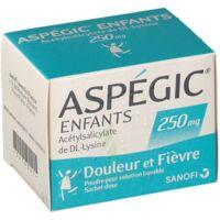 Aspegic Enfants 250, Poudre Pour Solution Buvable En Sachet-dose à NOROY-LE-BOURG