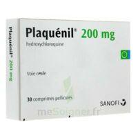 PLAQUENIL 200 mg, comprimé pelliculé à NOROY-LE-BOURG
