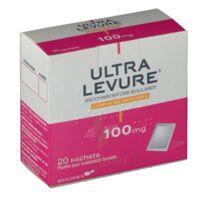 ULTRA-LEVURE 100 mg Poudre pour suspension buvable en sachet B/20 à NOROY-LE-BOURG