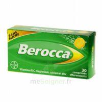 Berocca Comprimés effervescents sans sucre T/30 à NOROY-LE-BOURG