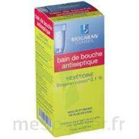 HEXETIDINE BIOGARAN CONSEIL 0,1 % Solution bain bouche 200ml à NOROY-LE-BOURG