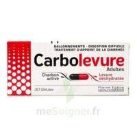 CARBOLEVURE Gélules adulte Plq/30 à NOROY-LE-BOURG