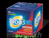 Bion 3 Défense Junior Comprimés à croquer framboise B/30 à NOROY-LE-BOURG
