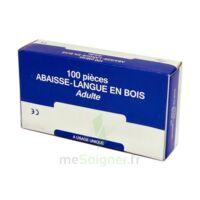 Cooper Abaisse-langue Bois Adulte B/100 à NOROY-LE-BOURG