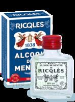 Ricqles 80° Alcool de menthe 30ml à NOROY-LE-BOURG