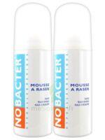 Nobacter Mousse à raser peau sensible 2*150ml à NOROY-LE-BOURG