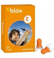 Blox Bouchon D'oreille Avion Enfant B/1 Paire à NOROY-LE-BOURG