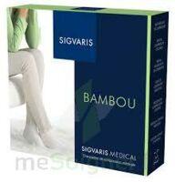Sigvaris Bambou 2 Chaussette femme noir N large à NOROY-LE-BOURG