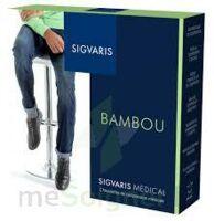Sigvaris Bambou 2 Chaussette homme noir N médium à NOROY-LE-BOURG