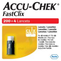 Accu-chek Fastclix Lancettes B/204 à NOROY-LE-BOURG