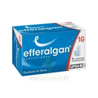 EFFERALGANMED 1 g Cpr eff T/8 à NOROY-LE-BOURG