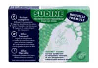 Sudine Poudre - Traitement Anti Transpiration - Boite De 6 Sachets Doubles à NOROY-LE-BOURG