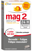 Mag 2 24h Comprimes B/45+15 Offert à NOROY-LE-BOURG
