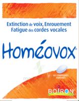 Boiron Homéovox Comprimés à NOROY-LE-BOURG