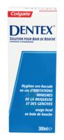 Dentex Solution Pour Bain Bouche Fl/300ml à NOROY-LE-BOURG