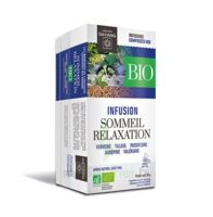 Dayang Sommeil Relaxation Bio 20 Infusettes à NOROY-LE-BOURG