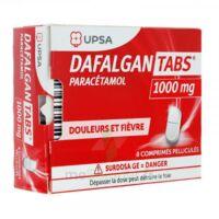 Dafalgantabs 1 G Cpr Pell Plq/8 à NOROY-LE-BOURG