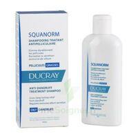 Ducray Squanorm Shampooing Pellicule Grasse 200ml à NOROY-LE-BOURG
