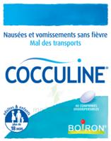 Boiron Cocculine Comprimés Orodispersibles B/40 à NOROY-LE-BOURG