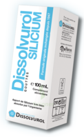 Dissolvurol Silicium Solution Buvable En Gouttes Fl/100ml à NOROY-LE-BOURG