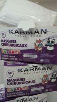 Masques Chirurgicaux Pediatriques Bt50 à NOROY-LE-BOURG